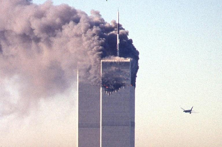 เหตุการณ์ 9/11 เมื่อ 11 เดือนกันยายน ค.ศ.2001 (AFP)