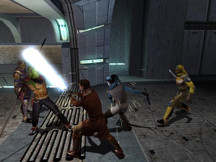 """ลือ! สตาร์วอร์ส """"Knights of the Old Republic"""" เตรียมสร้างเป็นหนัง"""
