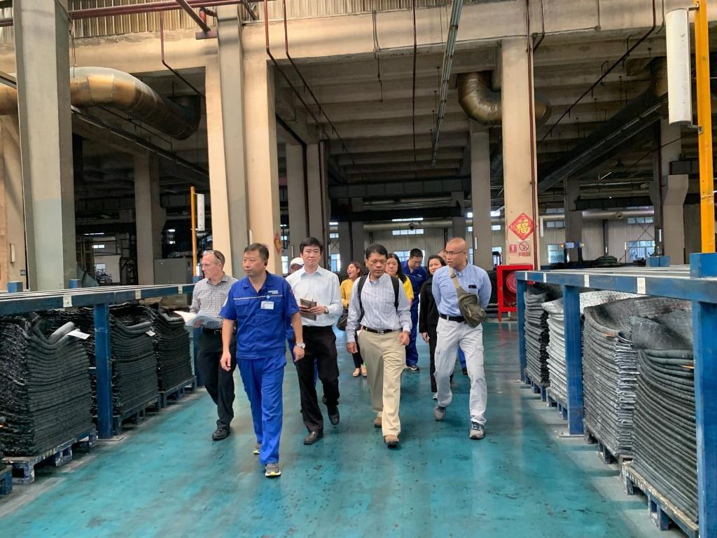 """""""พาณิชย์""""บุกตรวจโรงงานผลิต ป้องกันสินค้าจีนอ้างถิ่นกำเนิดไทยส่งออกไปสหรัฐฯ"""