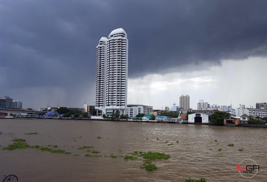 ถล่ม 30 จังหวัดวันนี้! อุตุฯ ประกาศฝนตกหนักฉบับ 2 เตือนระวังน้ำท่วมฉับพลัน คลื่นทะเลสูงถึง 3 ม.