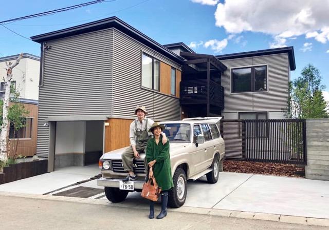 """เผยภาพบ้านหลังที่ 2 """"เคน-หน่อย"""" ที่ญี่ปุ่น สร้างเสร็จแล้วน่าอยู่มาก"""