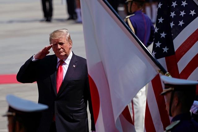 ทรัมป์ย้ำ! สหรัฐฯ ไม่ได้อยากเปลี่ยนการปกครองอิหร่าน ขอแค่ไม่มีนิวเคลียร์