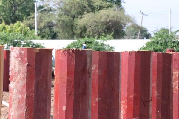ชาวบ้านกรุงเก่าลุกฮือไม่พอใจการบูณระเพนียด คล้องช้าง ผิดรูปไปจากของเดิม