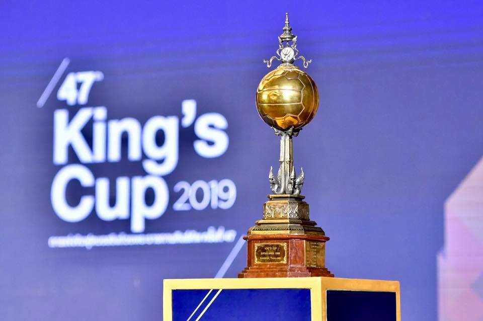 ในหลวงรัชกาลที่ 10 พระราชทานพระบรมราชานุญาต ให้จัดการแข่งขันฟุตบอล คิงส์ คัพ ครั้งที่ 47