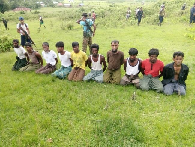 ติดคุกไม่ถึงปี พม่าปล่อยตัว 7 นายทหารเอี่ยวสังหารหมู่โรฮิงญา
