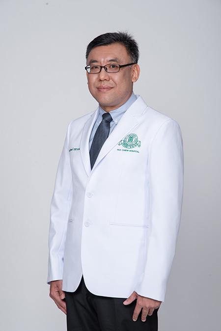 นพ.สุรพงษ์ วรสุวรรณรักษ์ อายุรแพทย์โรคหัวใจและหลอดเลือด