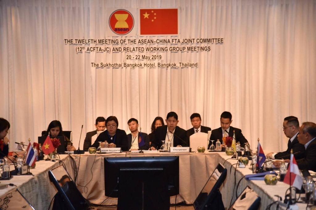 อาเซียน-จีน ตกลงอัพเกรดเอฟทีเอ เน้นลด-เลิกภาษีสินค้ากลุ่มที่ยังไม่เคยลดภาษี