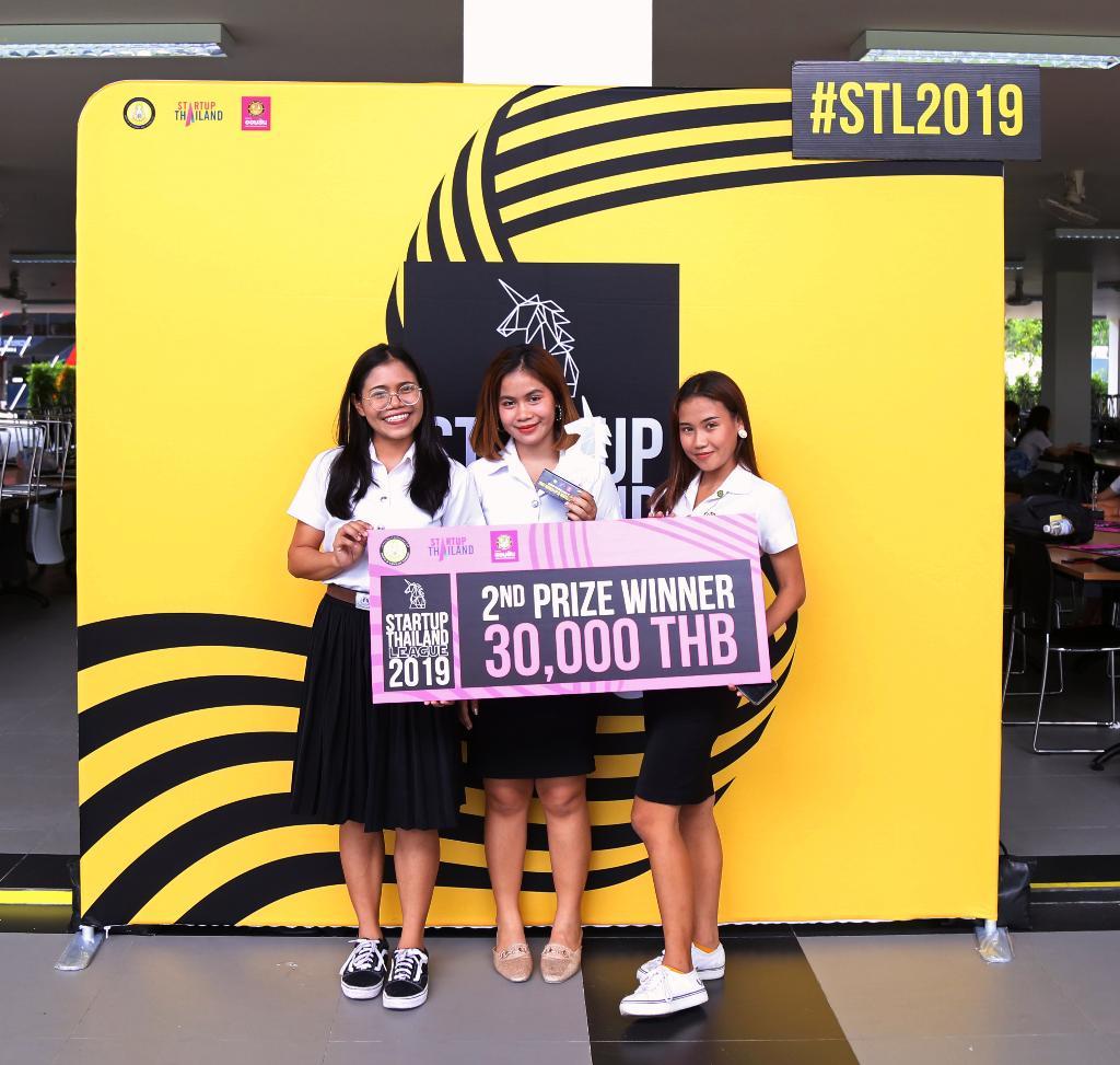 """ไอเดียธุรกิจเพื่อสังคม """"ตลาดพ่อค้าแม่ค้าสูงวัย"""" คว้ารางวัลรองชนะเลิศ Startup Thailand League 2019"""