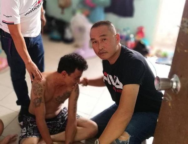หนุ่มหนีคดีพรากผู้เยาว์มา 15 ปี เหลืออีกเดือนจะหมดอายุความแต่ไม่รอด ถูก ปคม.ตามรวบได้