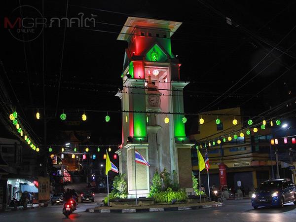 เมืองเบตงนำโคมไฟประดับเมืองต้อนรับนักท่องเที่ยวในเทศกาลฮารีรายออีดิ้ลฟิตรี