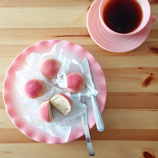 ขนมญี่ปุ่น Shingenmomo ของฝากขึ้นชื่อสุดน่ารัก