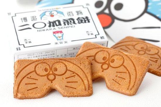 Niwakazenpei ขนมเซมเบ้ที่เป็นของขึ้นชื่อจากจังหวัดฟุกุโอกะ