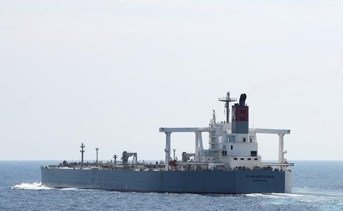 """InClip:วอชิงตันเตือน """"ฮ่องกง"""" ให้ระวัง อาจมีเรือบรรทุกน้ำมันอิหร่านแวะเข้าจอดพัก ช่วยถือละเมิดคว่ำบาตรสหรัฐฯ"""
