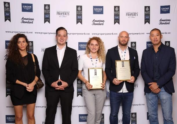 บลู ฮอริซัน เดเวลลอปเมนท์ส และ บริษัทในเครือ สานต่อความเป็นผู้นำด้านการพัฒนาอสังหาริมทรัพย์ คว้ารางวัลพิสูจน์ความสำเร็จ จากงาน Asia Pacific Property Awards ปี 2019 – 2020