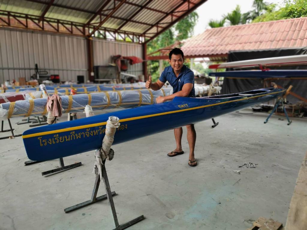อนุสรณ์ สมมิตร เจ้าของธุรกิจเรือแคนู-เรือคายัค แบรนด์ CATT เจ้าแรกเจ้าเดียวในไทย