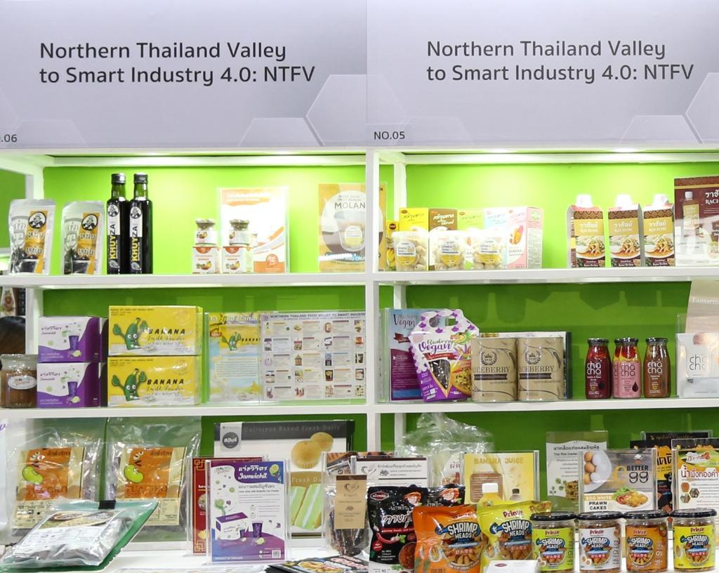 สถาบันอาหาร ชวนส่อง  20 ผลิตภัณฑ์อาหารนวัตกรรม ในงาน THAIFEX -World of Food Asia 2019