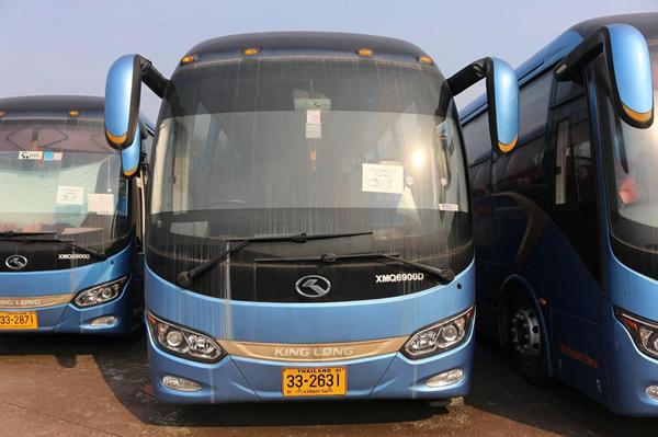 เปิดประมูลขายทอดตลาดรถโดยสารไม่ประจำทาง กว่า 90 รายการ