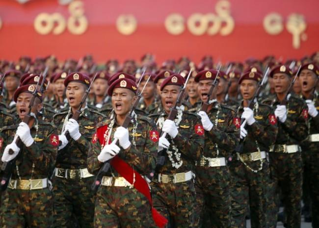 กองทัพหม่องช้อปอาวุธหลายสิบล้านจากหลายชาติ แม้สหรัฐฯ-ยุโรปคว่ำบาตร