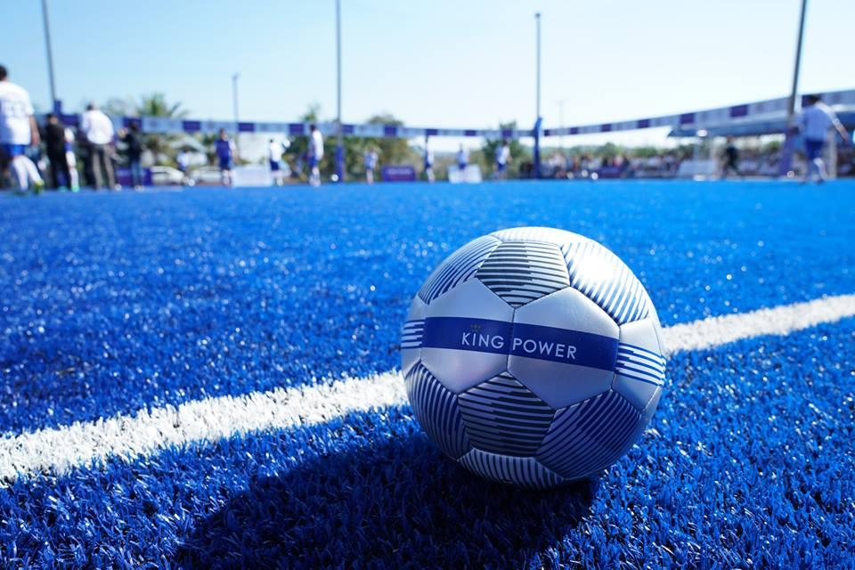 """ประกาศผู้ได้รับสนามฟุตบอลหญ้าเทียมโครงการ """"100 สนามฟุตบอล สร้างพลังเยาวชนไทย"""""""