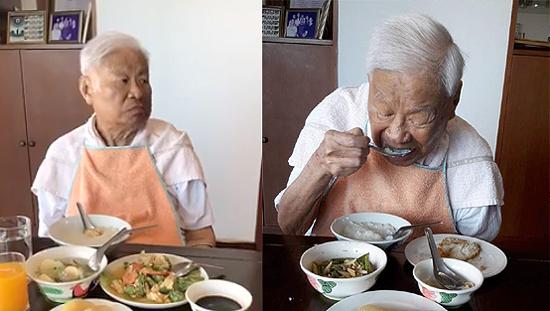 """""""หม่อมถนัดศรี"""" ในวัย 92 แข็งแรงตามอายุ จำได้หมดทั้งวันและปีเกิด แต่ขอหยุดที่ 84"""