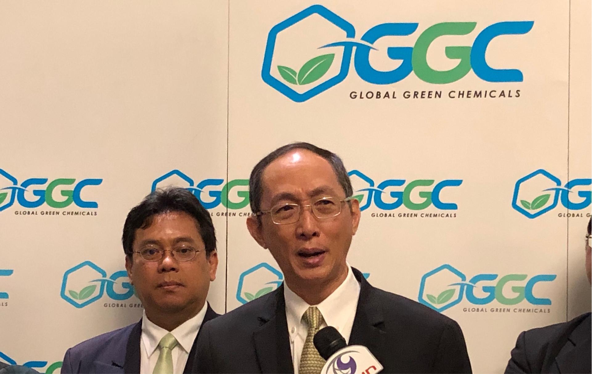GGCมั่นใจ3ไตรมาสกำไรดีขึ้น เช่าโรงกลั่นRPCผลิตวัตถุดิบทำB100