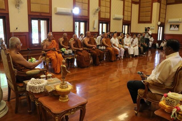 รมต.ท่องเที่ยวศรีลังกา นิมนต์พระไทยร่วมวันสำคัญทางศาสนา