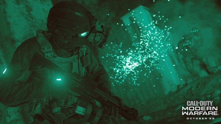 """แอคติวิชัน เปิดตัว """"Call of Duty: Modern Warfare"""" ชูตติ้งภาคใหม่ ในบรรยากาศคล้ายคลึง"""