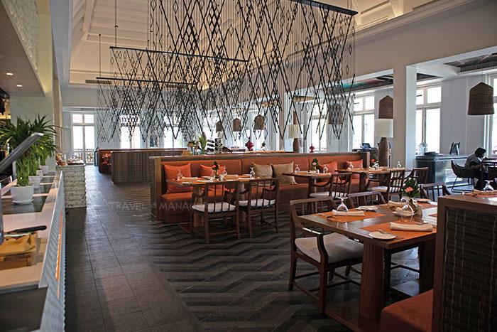 ห้องอาหาร L'Atelier