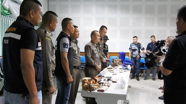 จับ 4 หญิงชาวจีนแก๊งต้มตุ๋น หลอกสาวแม่สายไทยสะเดาะเคราะห์ตบทรัพย์