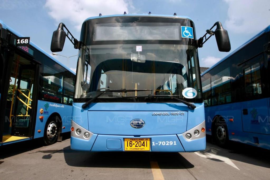 ทดลองเดินรถเมล์ใหม่ 142 ขึ้นสะพานภูมิพล 2, 515 ใช้ทางด่วนศรีรัช, 198 บีทีเอสบางหว้า-สายใต้ปิ่นเกล้า