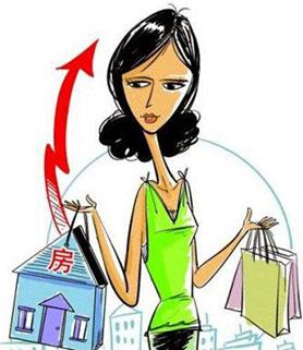 สตรีชาวจีน พลังบริโภคยุคใหม่ Her Economy เปรียบได้ว่ามือหนึ่งถือถุงช็อปปิ้ง อีกมือถือกุญแจบ้านของตนเอง (ที่มา เอเจนซี่)