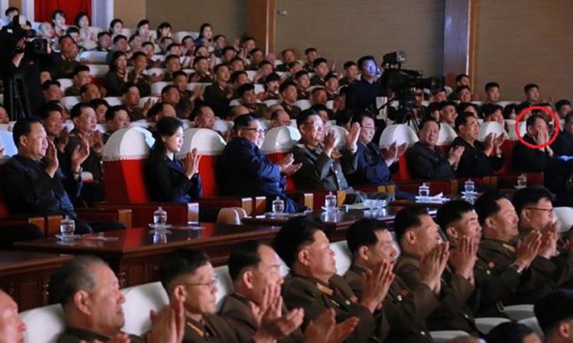 โอละพ่อ! มือขวาผู้นำ 'คิม' โผล่ออกสื่อ หลังมีข่าวโดนเด้ง-ถูกส่งเข้าค่ายปรับทัศนคติ