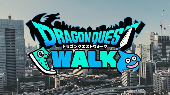 """Dragon Quest Walk"" อาร์พีจีคลาสสิกทำใหม่สไตล์โปเกมอนโก"