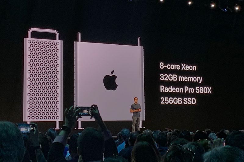 Apple เปิดตัว Mac Pro ใหม่ พร้อมหน้าจอ Pro Display XDR