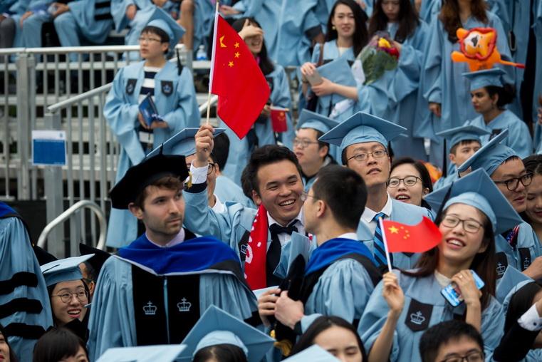 สหรัฐฯ ยันต้อนรับนศ.จีนที่เข้ามาหาความรู้ 'โดยชอบด้วยกฎหมาย' หลังปักกิ่งเตือนความเสี่ยง