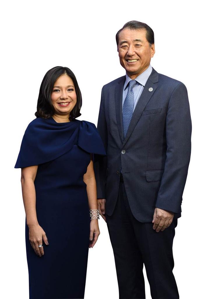 2 ผู้บริหารโตโยต้า ทูโช จัดงาน โตโยสึ เจแปน เฟสติวัล 2019