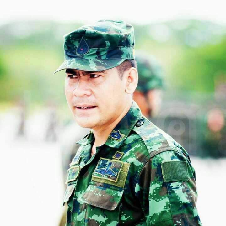 """อาลัย """"จ.ส.อ.สมชาย ธนบัตร"""" ครูฝึกแย่งระเบิดจากมือศิษย์ หวังปกป้อง เสียชีวิตขณะซ้อม"""