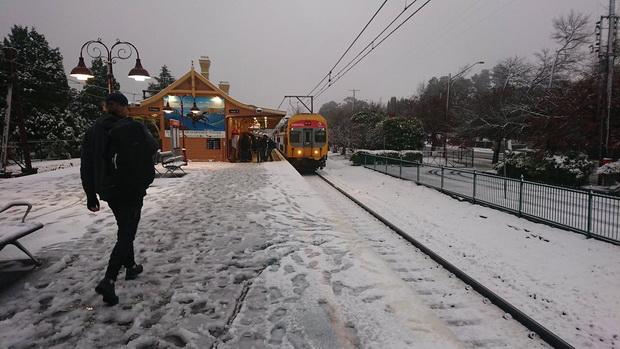 คนออสเตรเลียงง!!เกิดหิมะตกในเขตกึ่งร้อนชื้นของรัฐควีนส์แลนด์