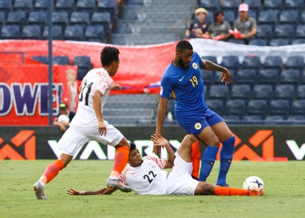 กือราเซา ต้อน อินเดีย 3-1 ทะลุชิงฯ คิงส์คัพ