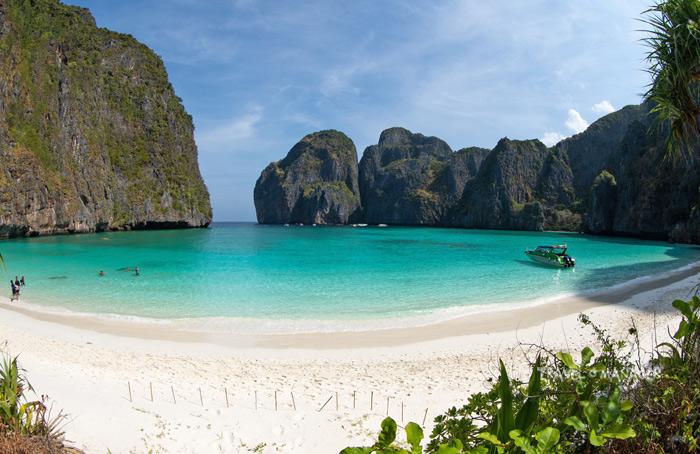 เกาะพีพีเล (อ่าวมาหยา)