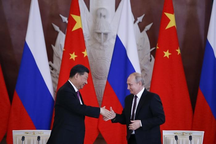 'ปูติน-สี'ยกระดับสัมพันธ์ทวิภาคีซี้ปึ๊ก  รัสเซียเซ็นต้อนรับ'หัวเว่ย'ทำเครือข่าย5จี