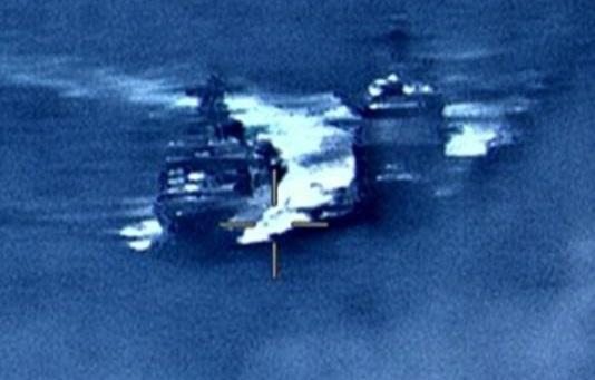 เรือรบรัสเซีย-สหรัฐฯ หวิดชนกันในทะเลจีนตะวันออก ทั้งคู่โทษอีกฝ่ายผิด