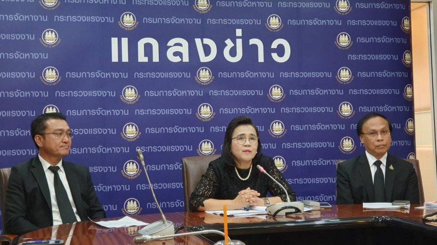 ผีน้อยแดนกิมจิขอกลับไทย 1.5 หมื่นคน กกจ.ชั่งใจจ้างเอกชนหรือทำเอง หาตั๋วส่งแรงงานไปทำงาน