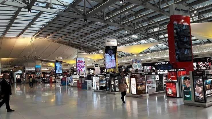 คิงเพาเวอร์ยืนหนึ่ง ชนะประมูลดิวตี้ฟรีสนามบินภูมิภาค