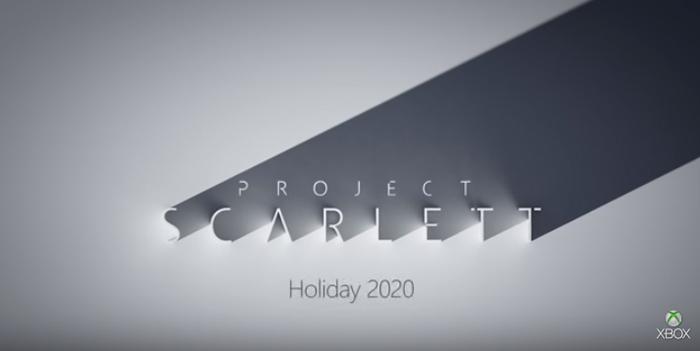 """E3: """"Project Scarlett"""" คอนโซลใหม่จากไมโครซอฟต์ ออกปลายปี 2020"""