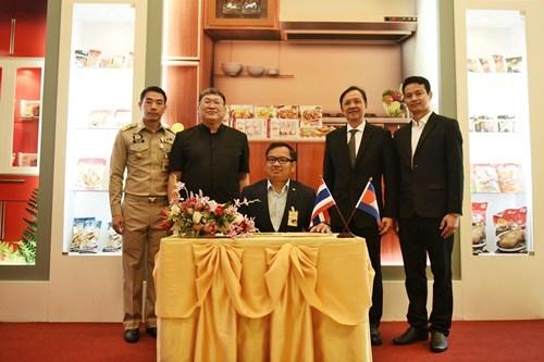 เอกอัครราชทูตกัมพูชา มั่นใจซีพีเอฟปฏิบัติต่อแรงงานเป็นธรรมตามมาตรฐานสากล