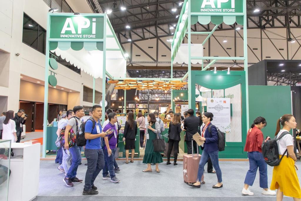 สินค้าเกษตรนวัตกรรมไทยฮอต หลังนำโชว์งาน THAIFEX คาดมียอดซื้อขายทั้งปี 30 ล้าน