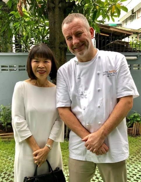 โรงแรมแบงค็อก แมริออท มาร์คีส์ ควีนส์ปาร์ค มุ่งมั่นยกระดับมาตรฐานการทำอาหาร และส่งมอบสิ่งดีๆ คืนสู่สังคม ในงาน Marriott Culinary APEC 2019