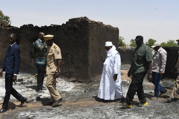 ชนเผ่าพื้นเมืองยกพวกโจมตีเผาหมู่บ้านคู่อริในมาลี สังหารโหดอย่างน้อย95ศพ