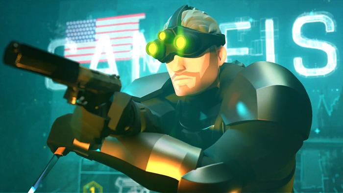 "E3: ""แซม ฟิชเชอร์"" คัมแบ็ค ""Tom Clancy's Elite Squad"" วางแผนเทิร์นเบสบนโมบาย"